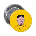 Kim Jong-un | 김정은 Pinback Button