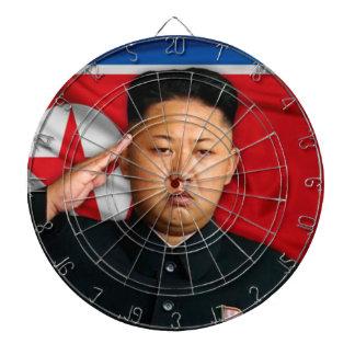 Kim Jong Un Dartboard