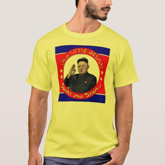 Kim Jong Un - I'm a little despot,