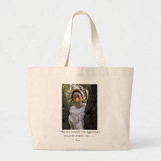 Kim Jumbo Tote Bag