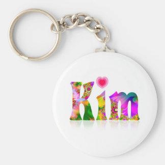 Kim Key Ring
