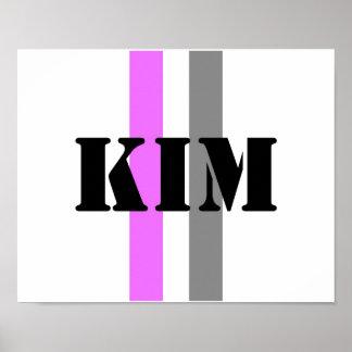 Kim Print