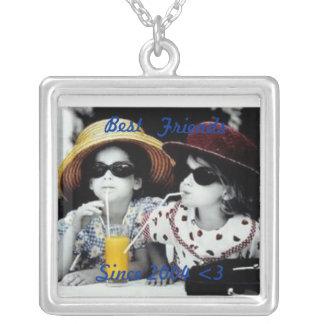 KimAndersonSisters Best Friends Since 2004 3 Personalized Necklace