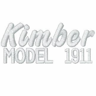 Kimber 1911 - Embroidered Track Jacket