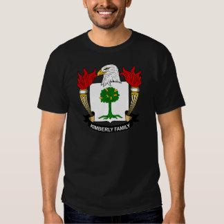 Kimberly Family Crest Shirt