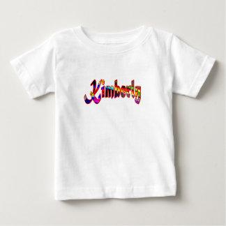 Kimberly's t-shirt