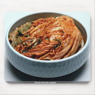 Kimchi (Korean pickles) Mouse Pad