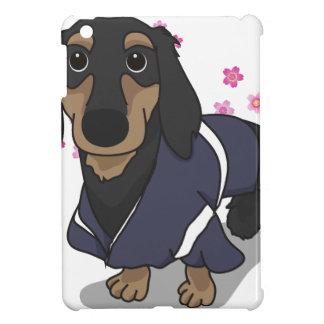 Kimono Dachshund iPad Mini Case