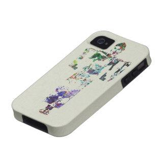 Kimono Dancer 7 iPhone 4/4S Case