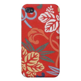 Kimono Pern 4s Covers For iPhone 4