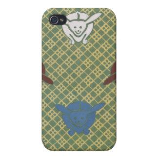 Kimono Pern 4s iPhone 4 Case