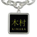 Kimura Monogram Bracelets