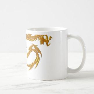 Kin ryu Japanese Dragon Coffee Mug