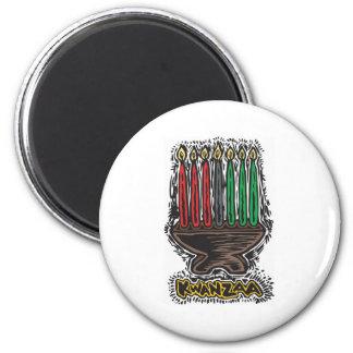 Kinara 6 Cm Round Magnet