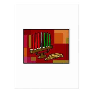 Kinara & Corn Postcard