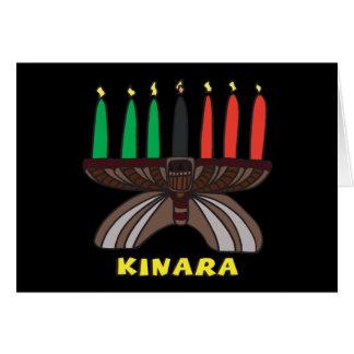 Kinara Greeting Card