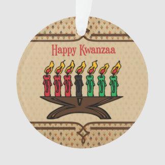 Kinara, Happy Kwanzaa