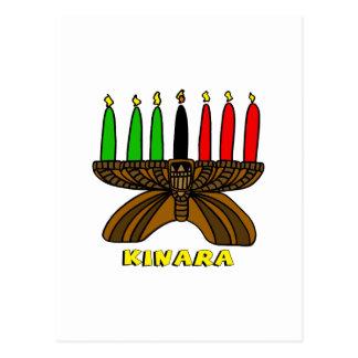 Kinara Postcard