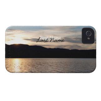 Kinaskan Sunset; Customizable iPhone 4 Cases
