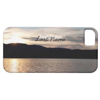 Kinaskan Sunset; Customizable iPhone 5 Cases