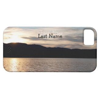 Kinaskan Sunset; Customizable iPhone 5 Covers