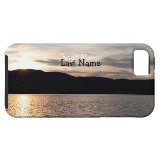 Kinaskan Sunset; Customizable Tough iPhone 5 Case