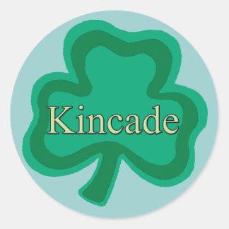 Kincade Family Sticker