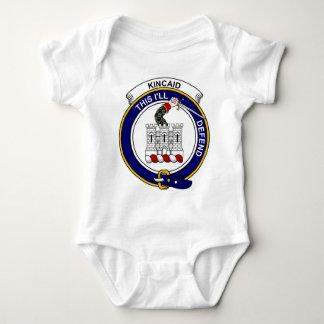 Kincaid Clan Badge Baby Bodysuit
