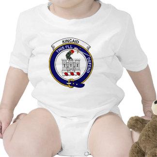 Kincaid Clan Badge Bodysuit
