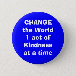 kind 6 cm round badge