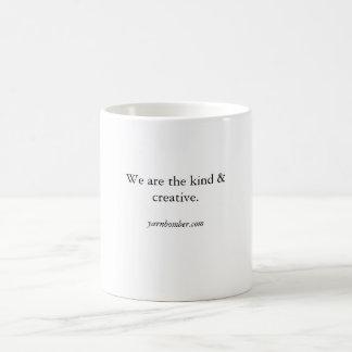 """""""Kind & Creative"""" Mug"""