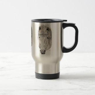 Kind Eyes - Icelandic Horse Travel Mug