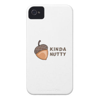 KINDA NUTTY iPhone 4 CASES
