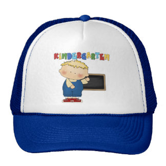 Kindergarten Boy Cap