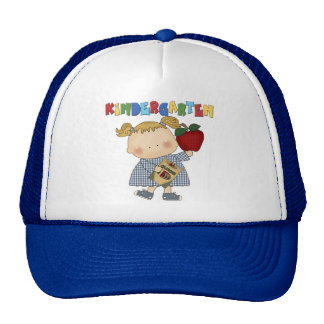Kindergarten Girl Cap