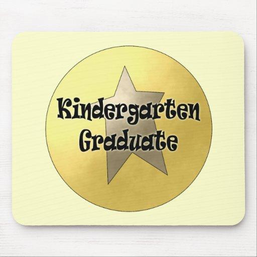 Kindergarten Graduation Gifts Mouse Mat
