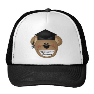 Kindergarten Graduation T-shirts and Gifts Trucker Hat