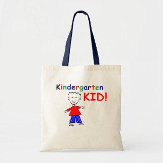 Kindergarten Kid Boys Book Bag
