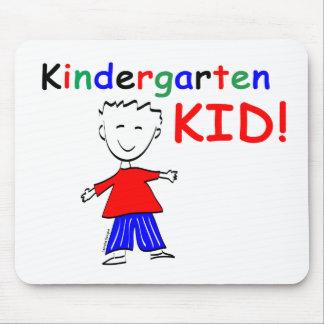 Kindergarten Kid Boys Mouse Pad