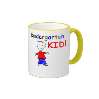 Kindergarten Kid Boys Mug
