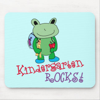 Kindergarten Rocks Mouse Mat