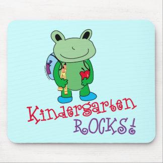 Kindergarten Rocks Mouse Pad