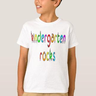 Kindergarten Rocks - Pencil Kids T-Shirts