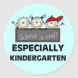 Kindergarten School is Cool Tshirts and Gifts Sticker