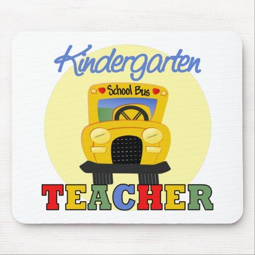 Kindergarten Teacher Gift Mouse Pad
