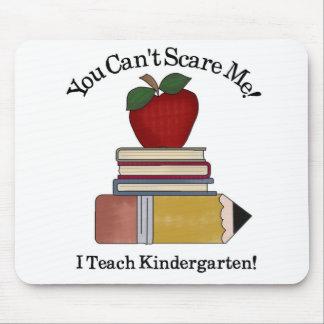 kindergarten teacher mouse mat