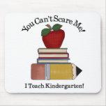 kindergarten teacher mouse pad
