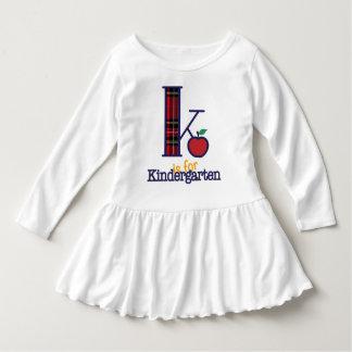 Kindergarten Top K is for Kindergarten Shirt