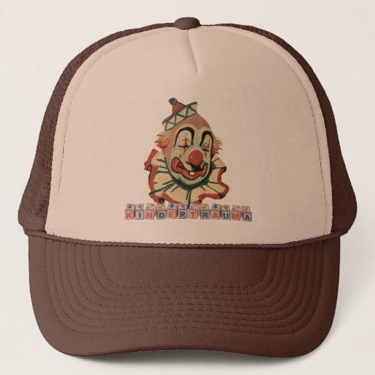 Kindertrauma-Clown Cap