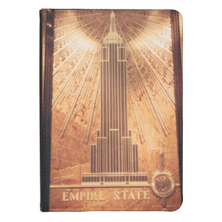 Kindle Cover with Empire State Building Photo